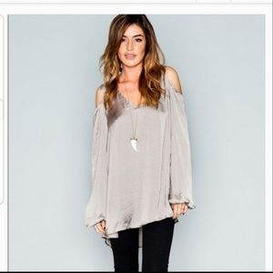 Show Me Your Mumu Peek A Boo Tunic
